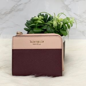 Kate Spade Small Bifold Wallet